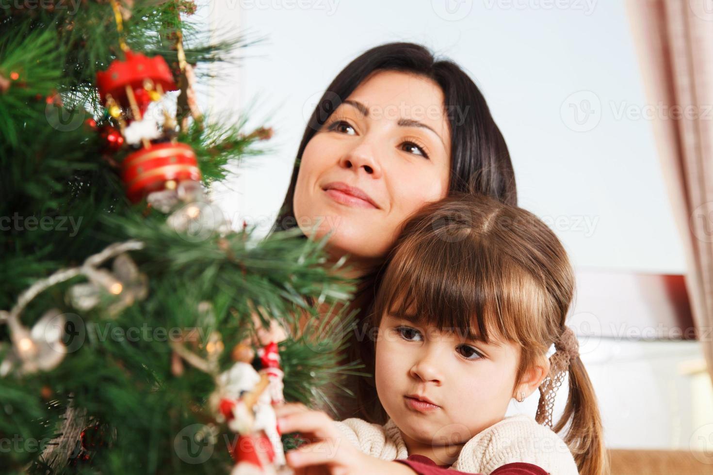 Ich freue mich auf Weihnachten - Archivbild foto