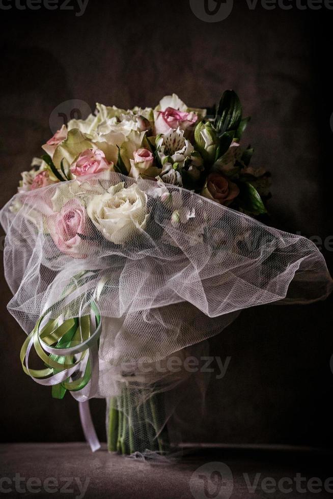 Hochzeitsstrauß foto