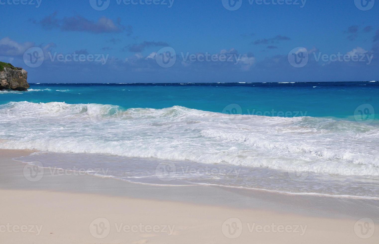 eingehende Wellen foto