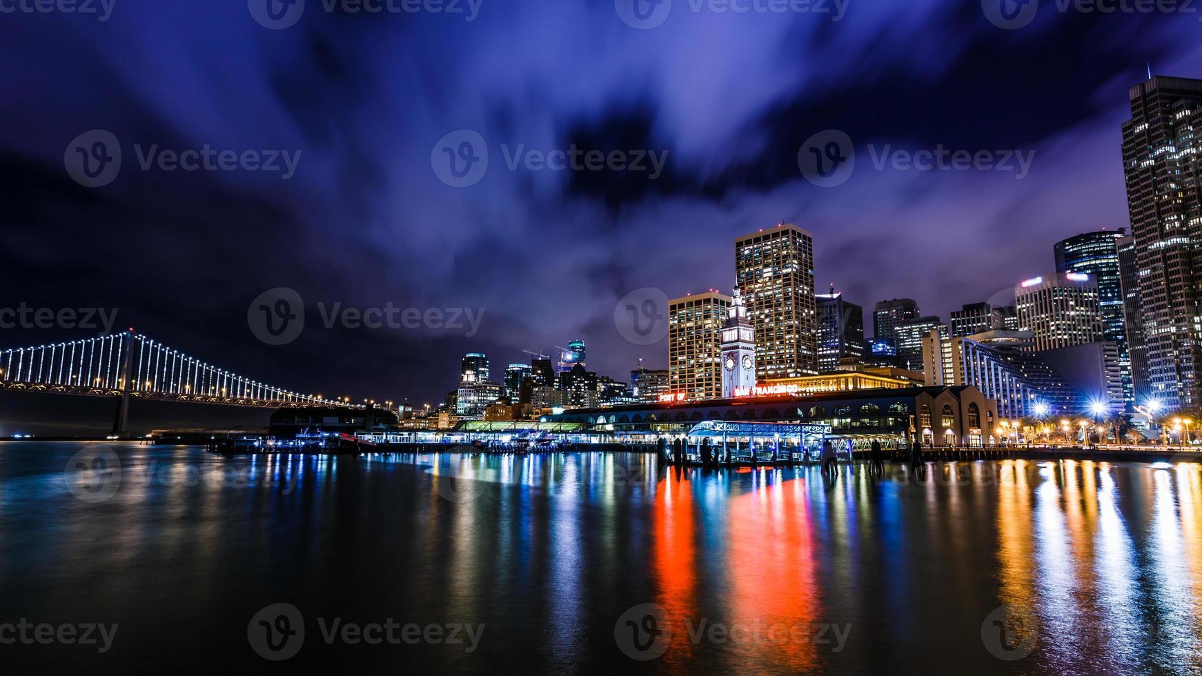 Hafen von San Francisco foto