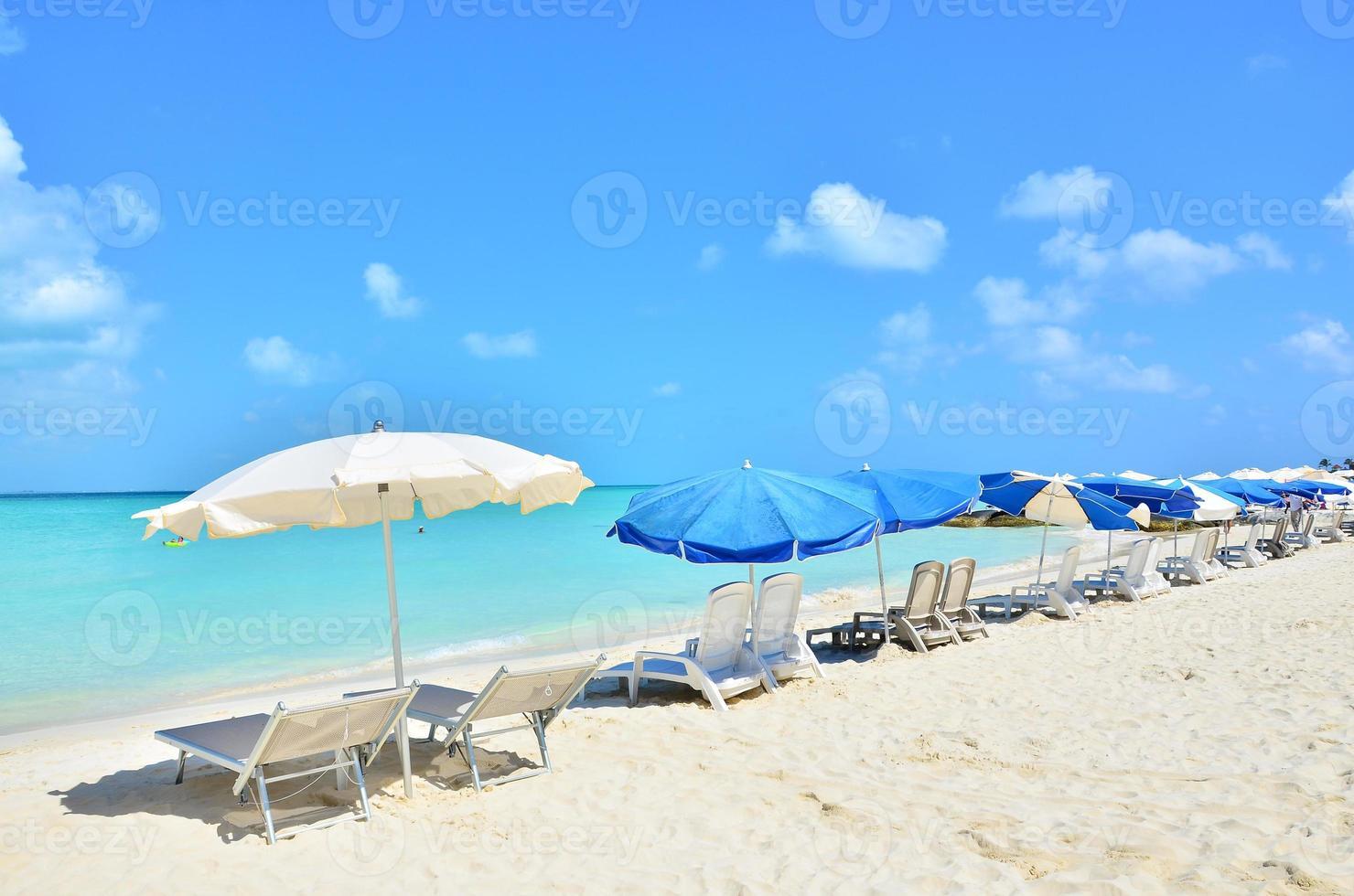 Karibikstrand foto