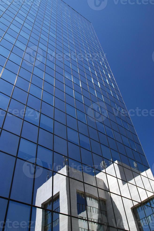 blaues Büro foto