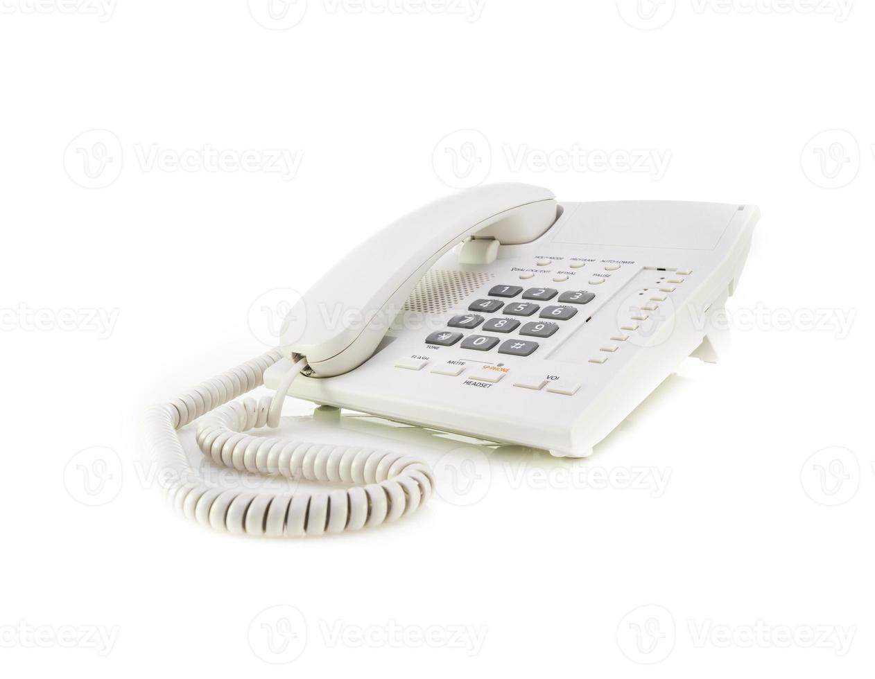 Bürotelefon foto