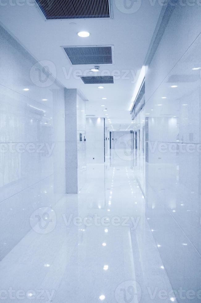 Büro Gang Interieur foto