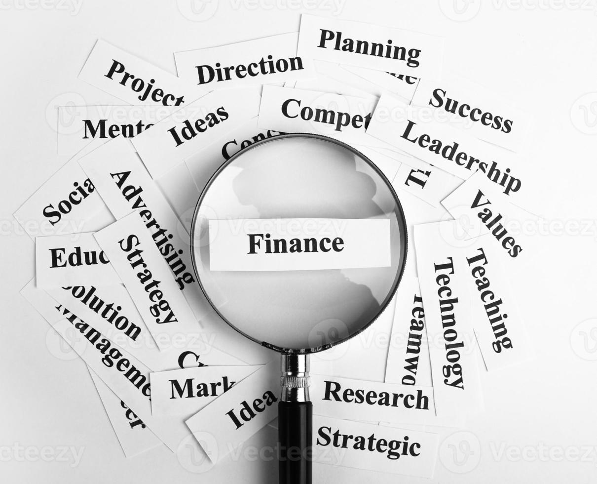 Finanzkonzept foto
