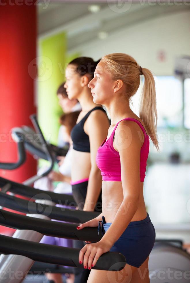 Fitnessübung foto