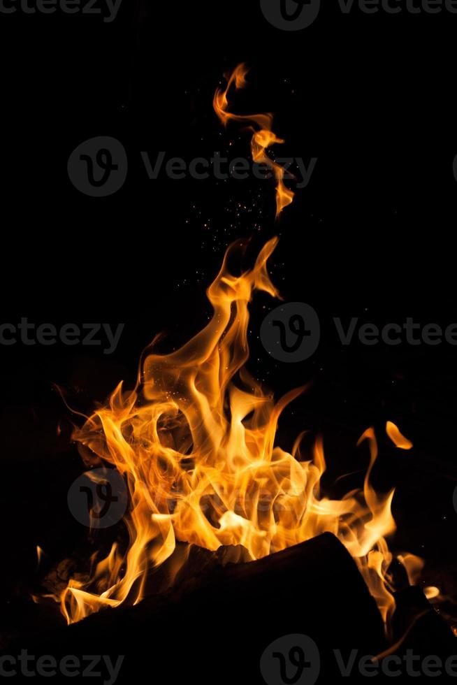 Lagerfeuer foto