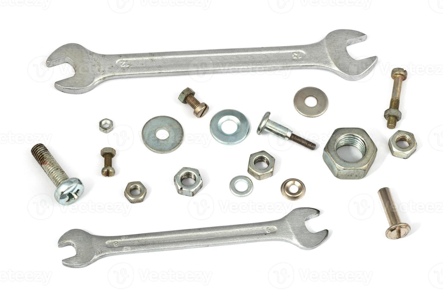 Schraubenschlüssel foto