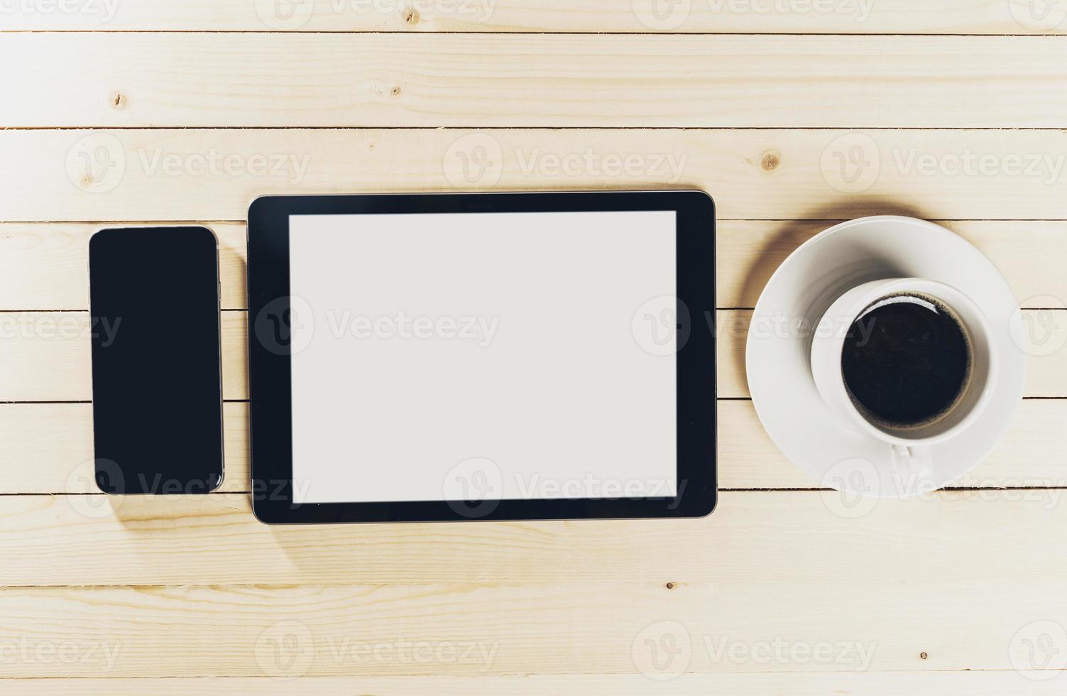 digitaler Tablet-Computer foto