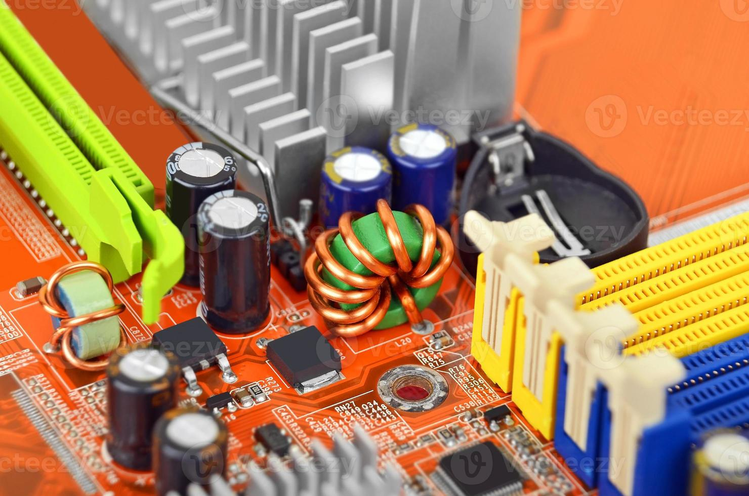 Computer-Motherboard foto