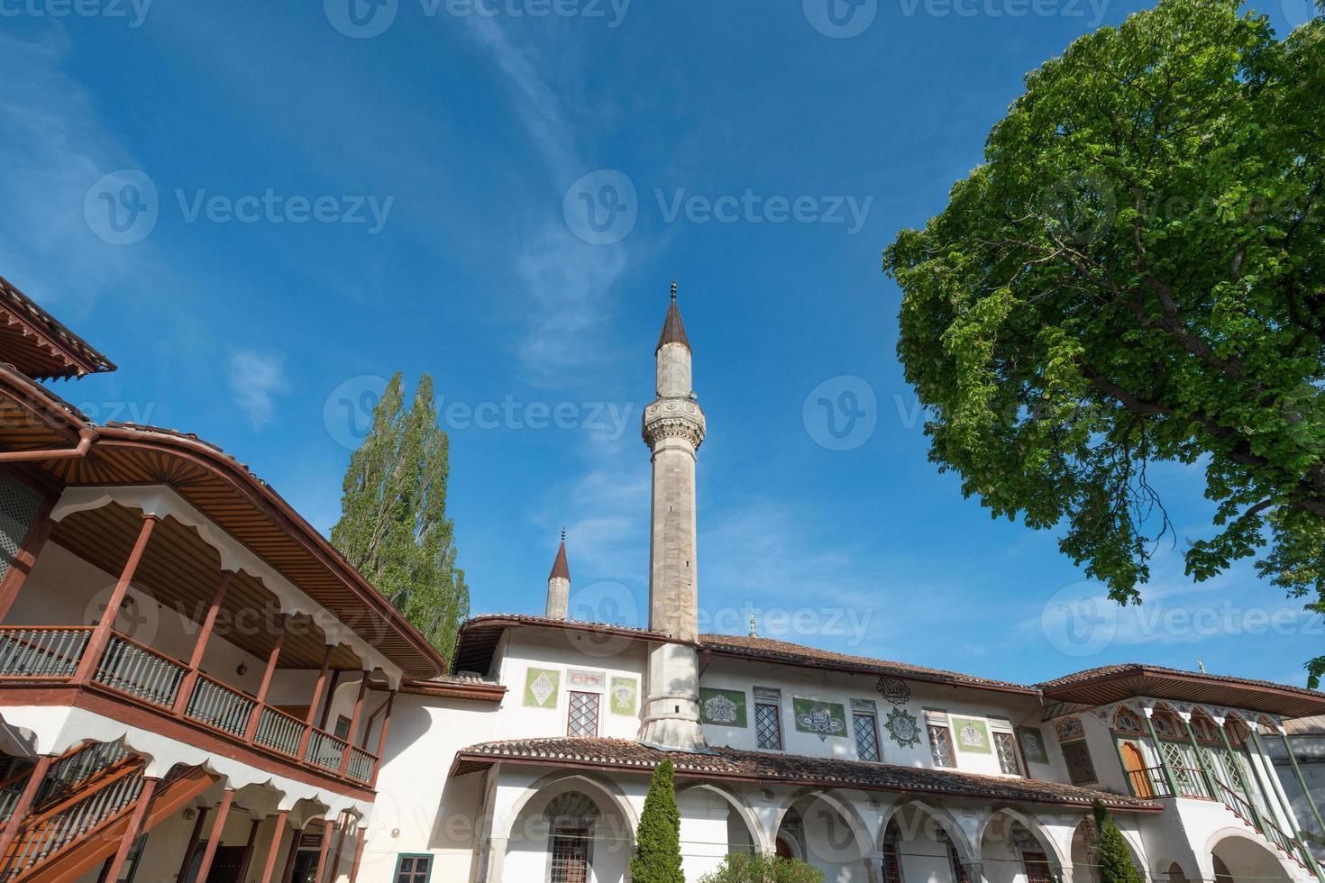die große Khan Moschee foto