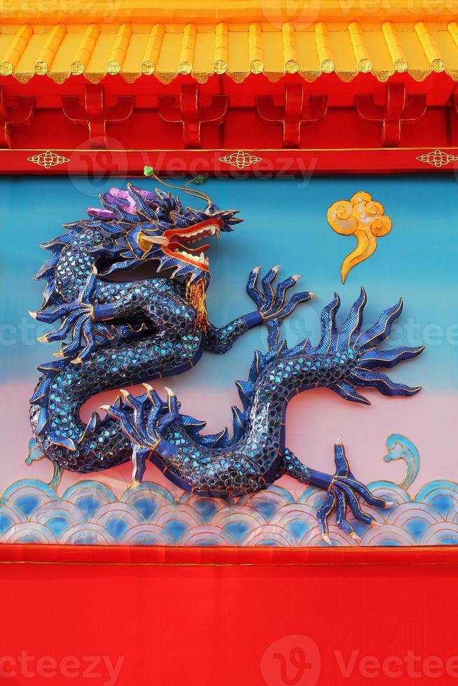 chinesischer Drache foto