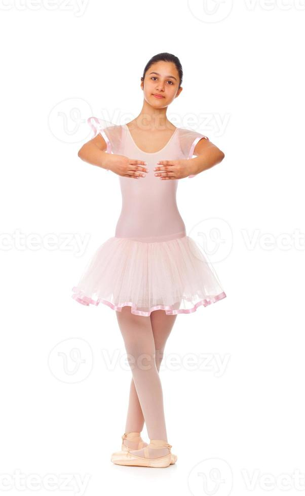 Balletttänzer foto