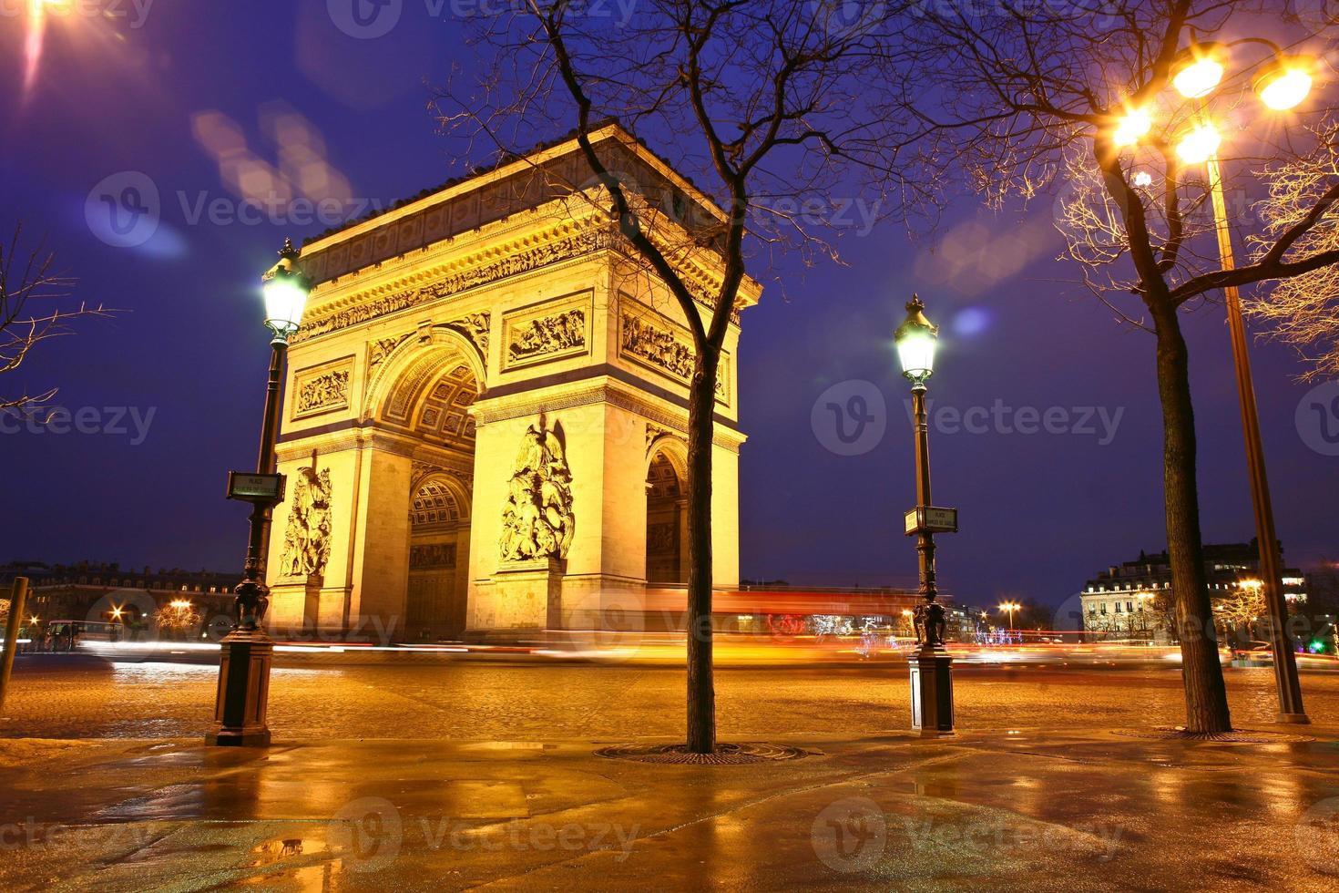 Paris etoile foto