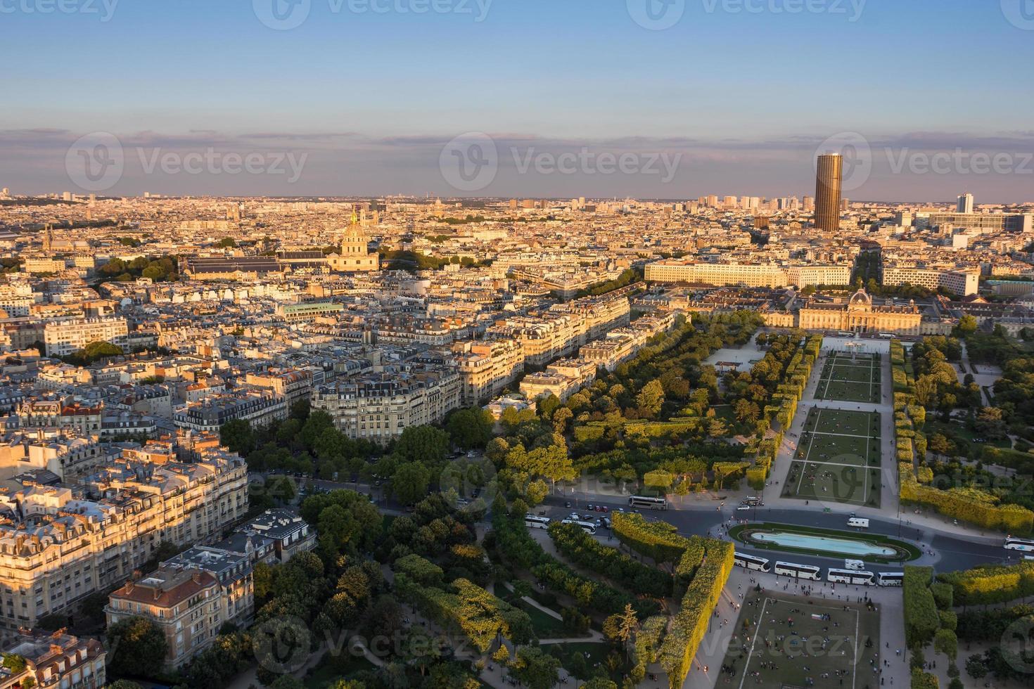 Paris Panorama foto