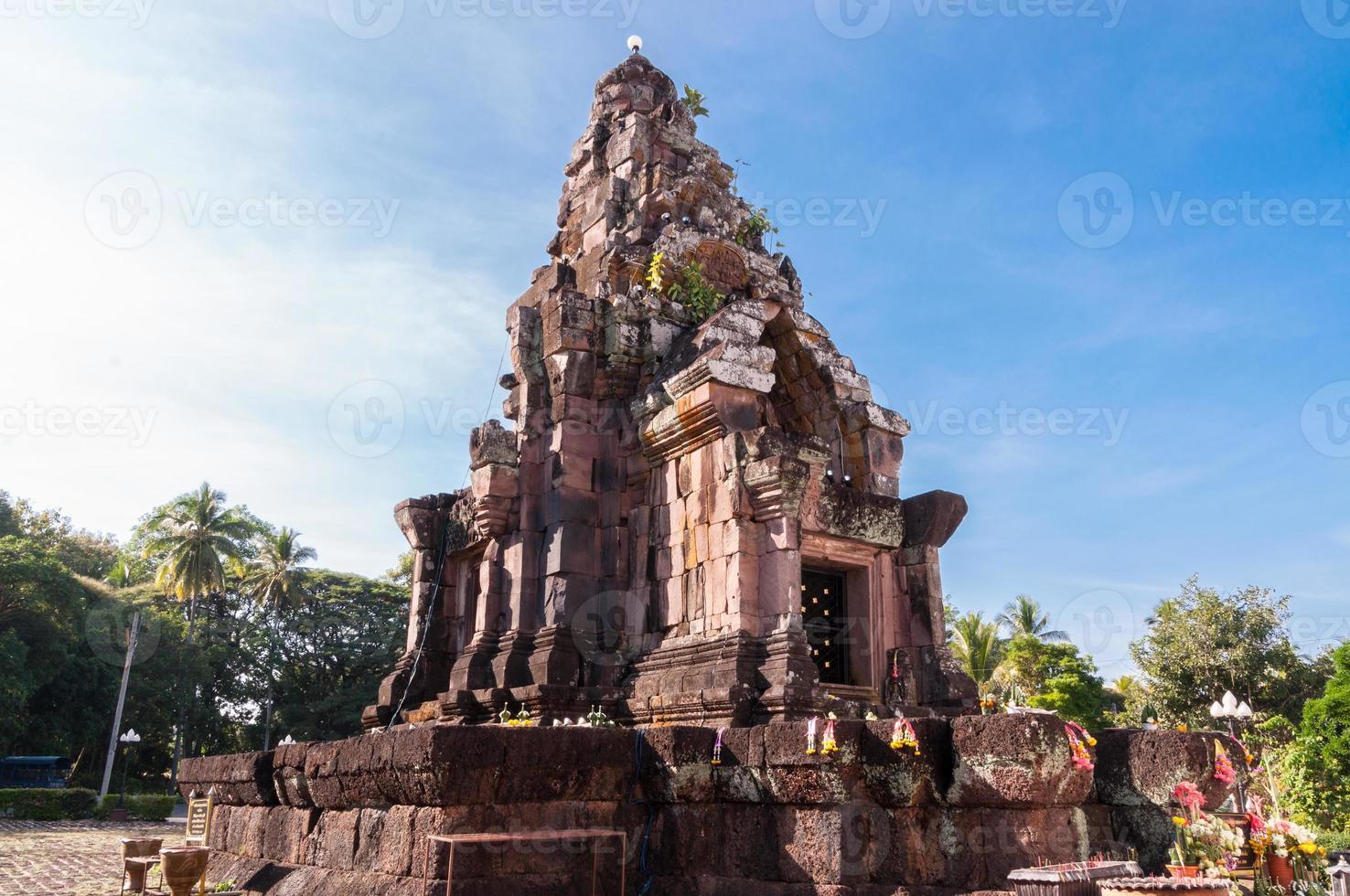 phra das narai cheng weng, sakon nakhon, thailand foto