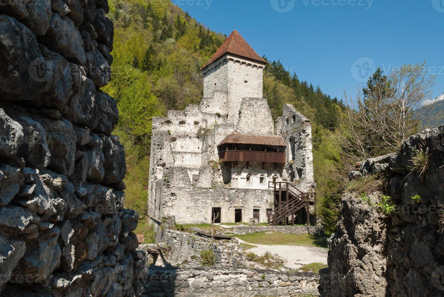 Schloss in Slowenien foto