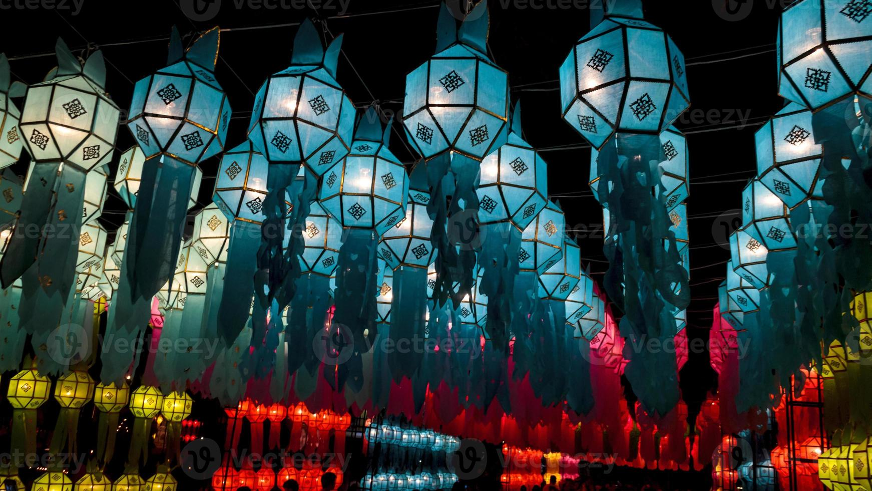 Loy Kratong Festival foto