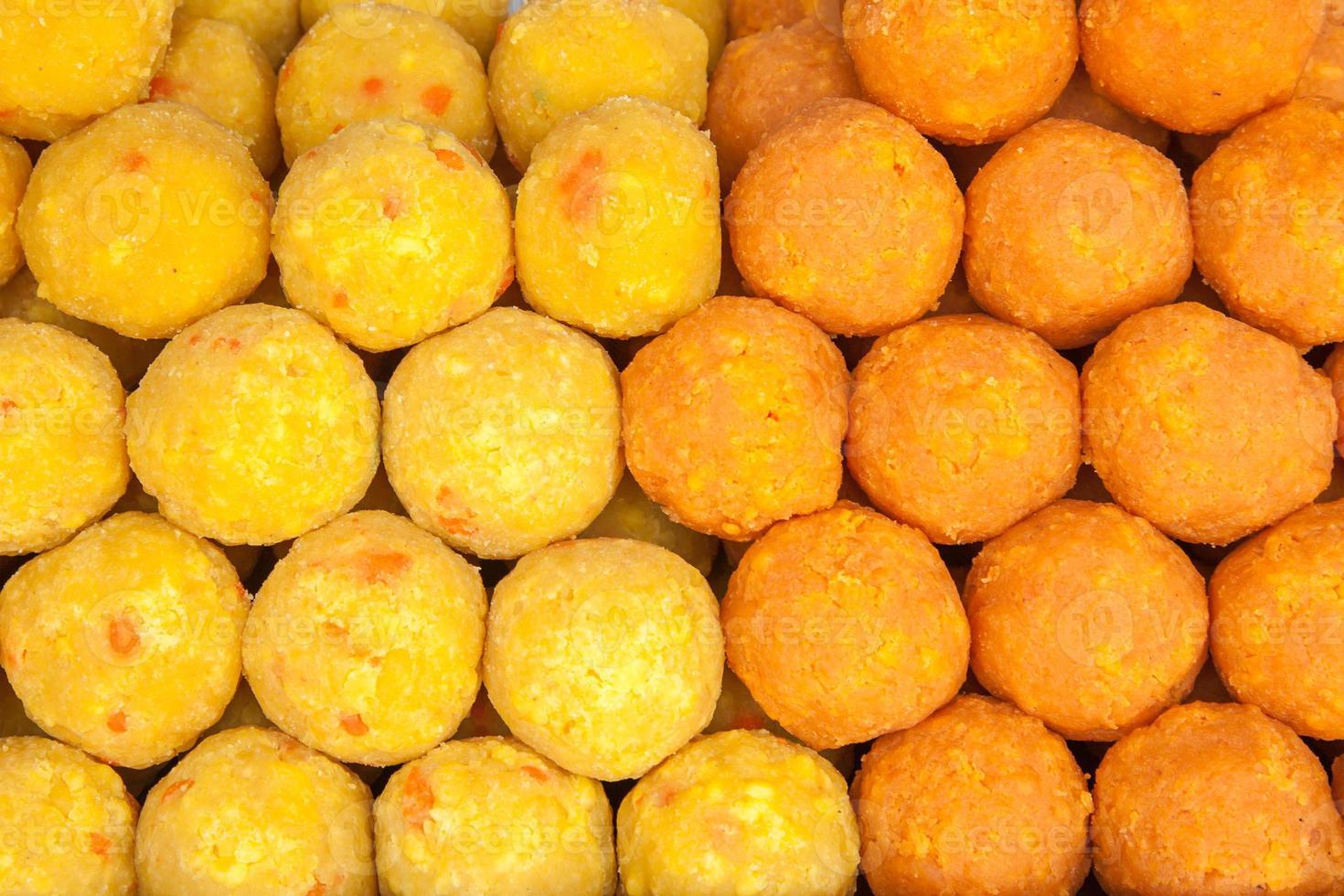 indische Süßigkeiten foto