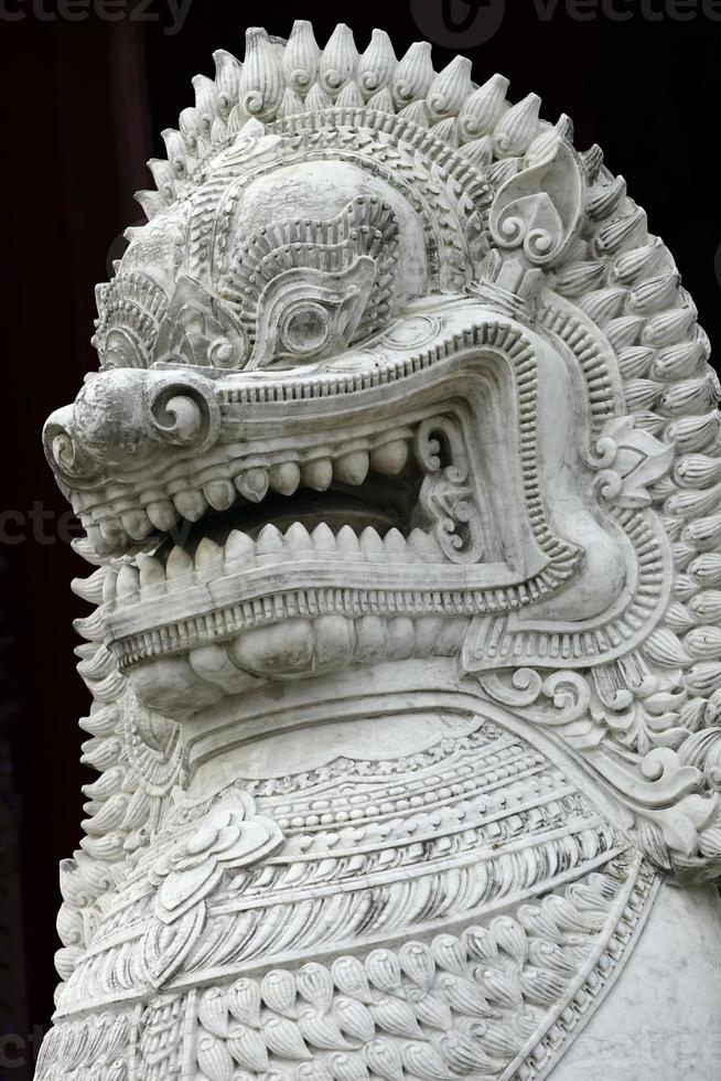 thailändische Statue foto