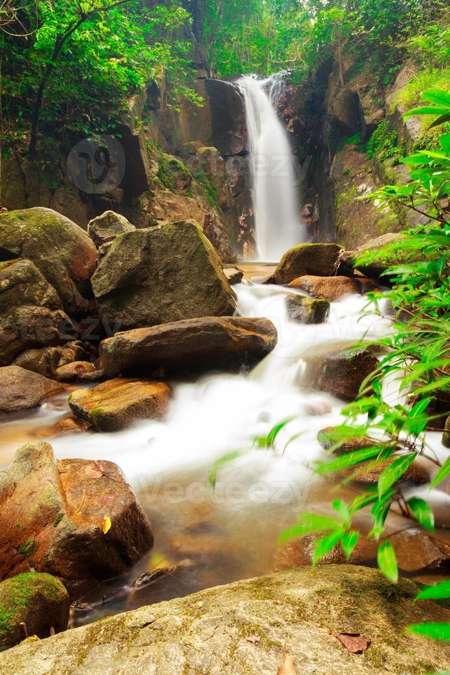 Huaymaesai Wasserfall foto