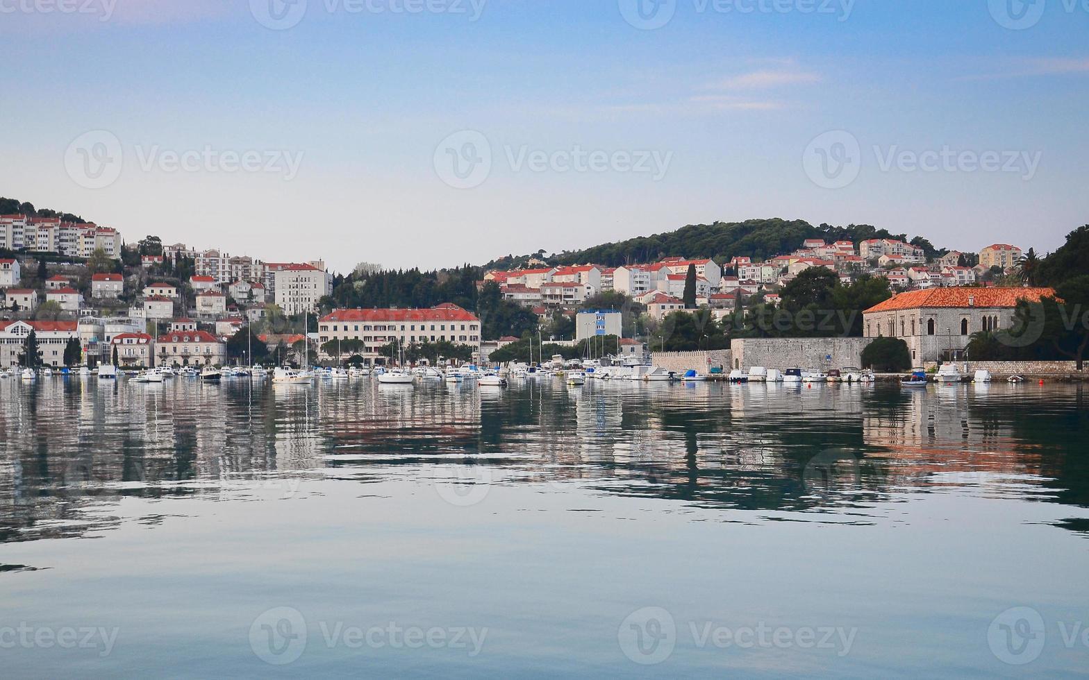 Dubrovnik Kroatien foto