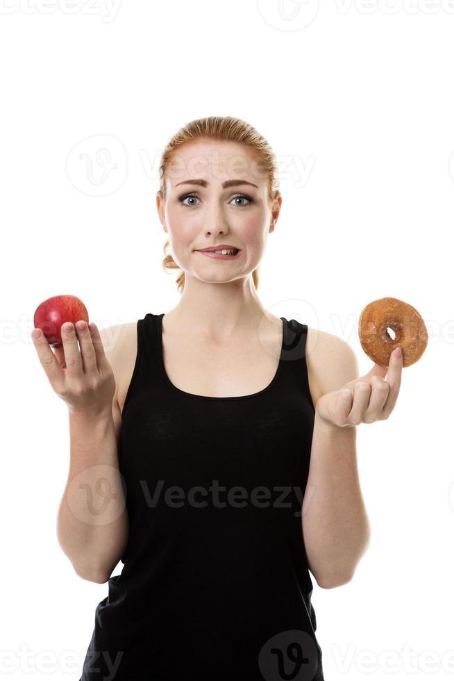 Fitnessmodel foto