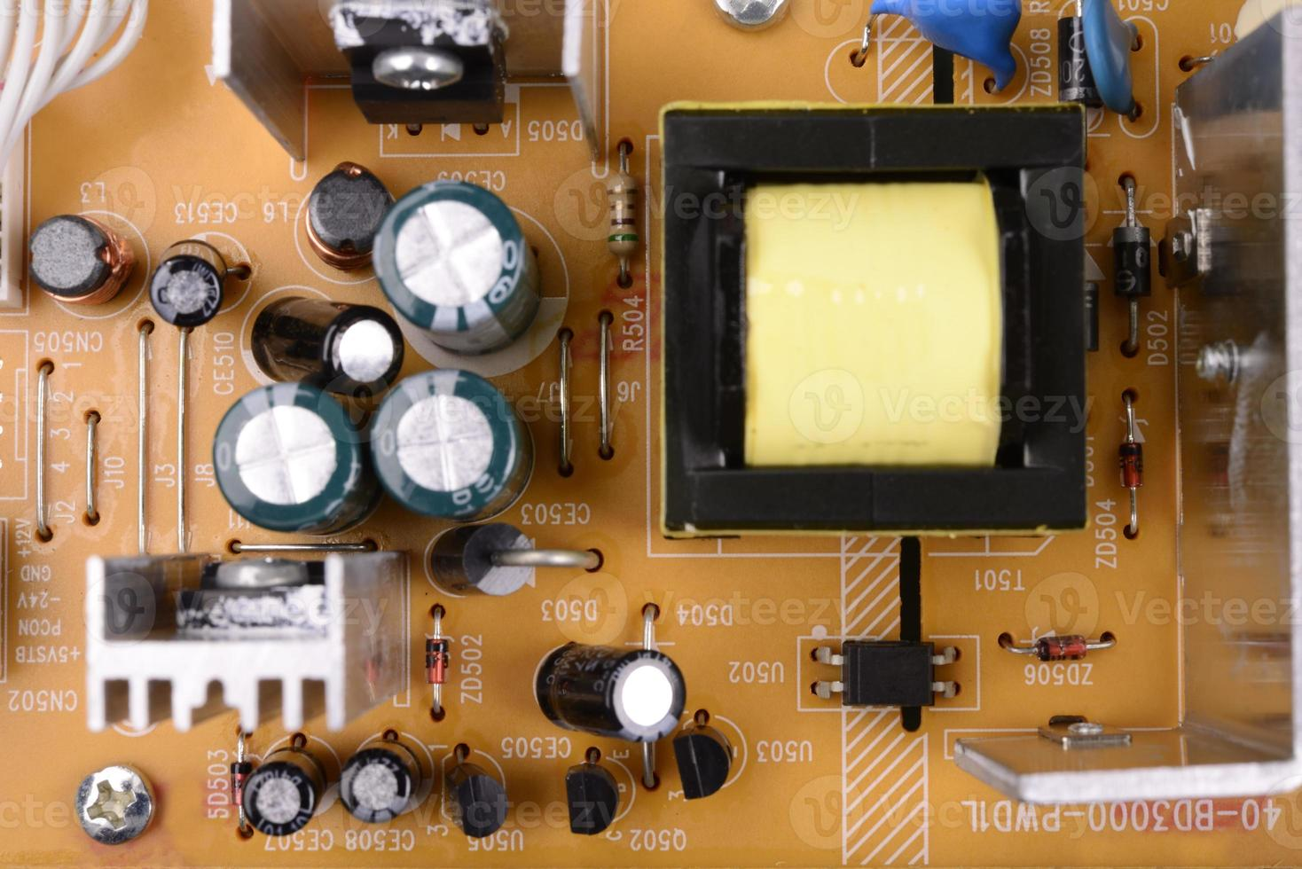 elektronisches Bauteil foto
