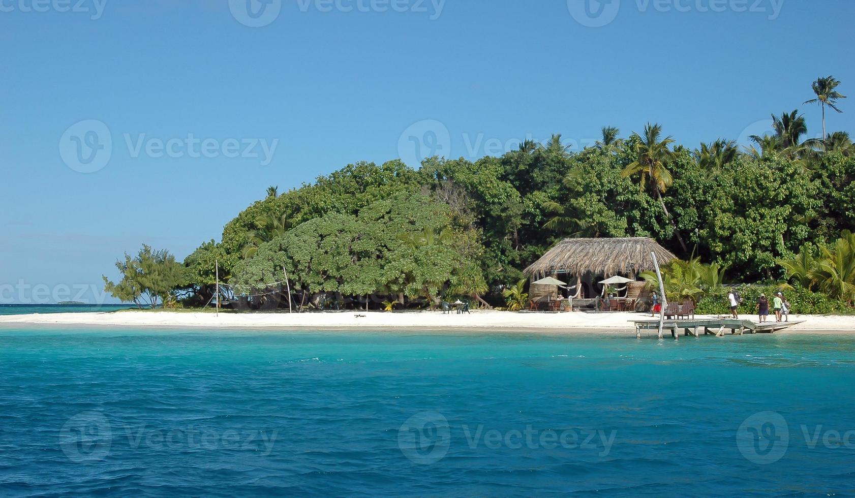 pazifische Insel foto