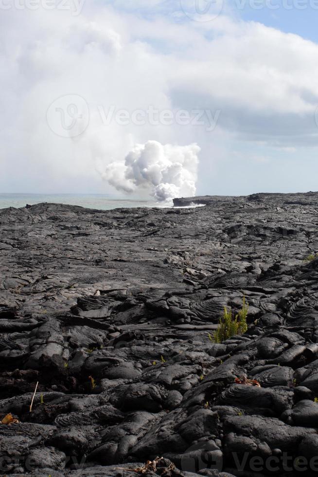 Hawaii Vulkane Nationalpark, USA foto