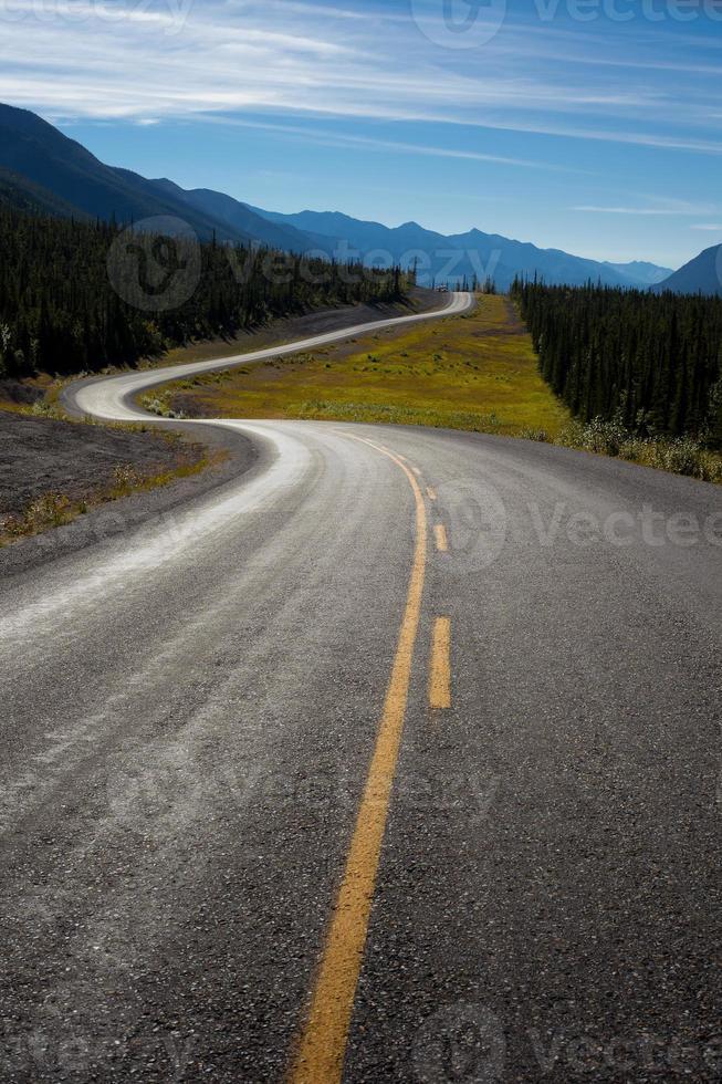 Straße ii foto