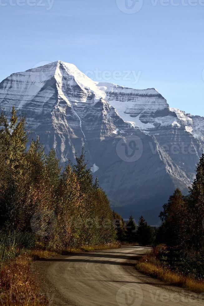 Mount Robinson im schönen Britisch-Kolumbien foto