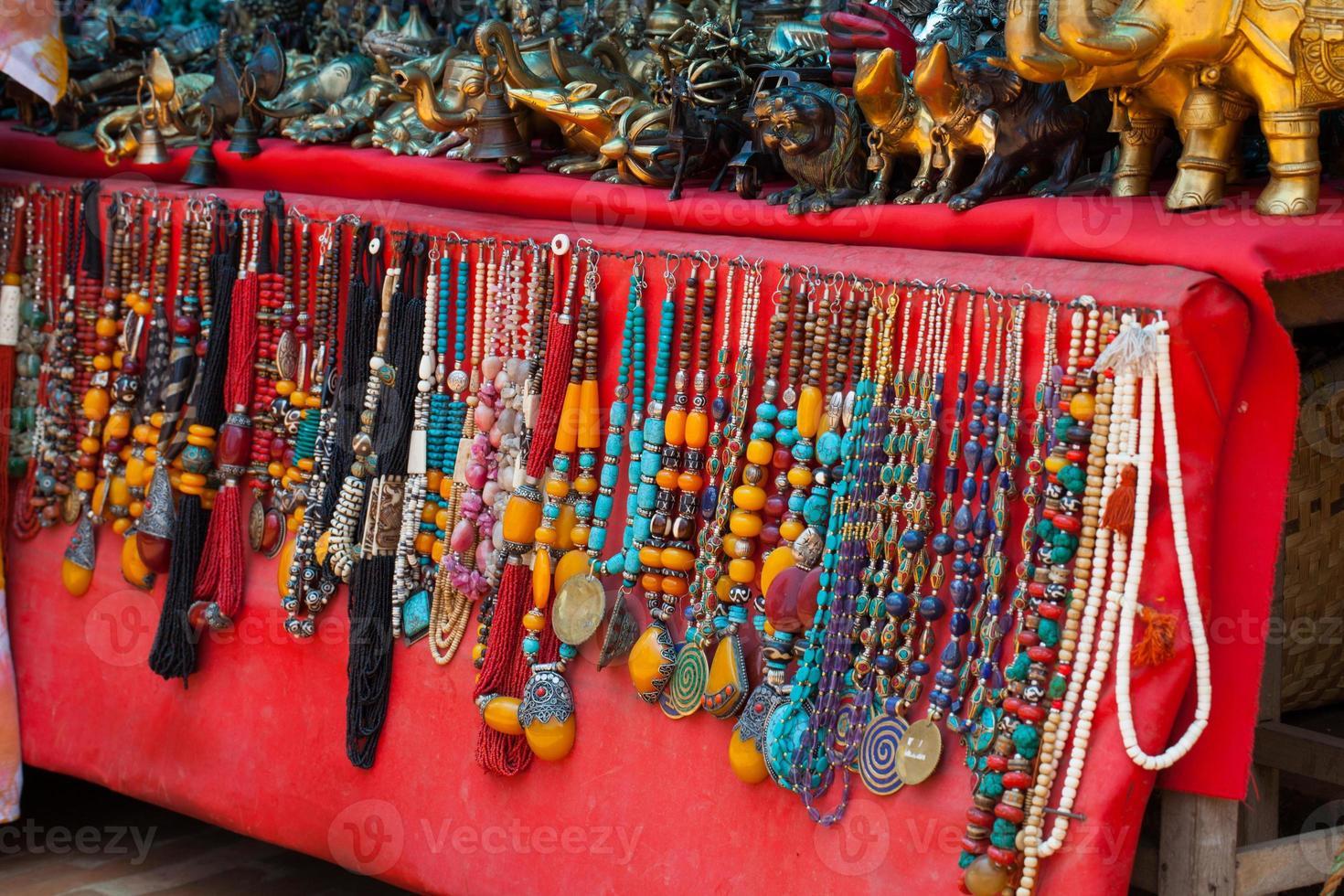 asiatisches Handwerk und Souvenirs foto