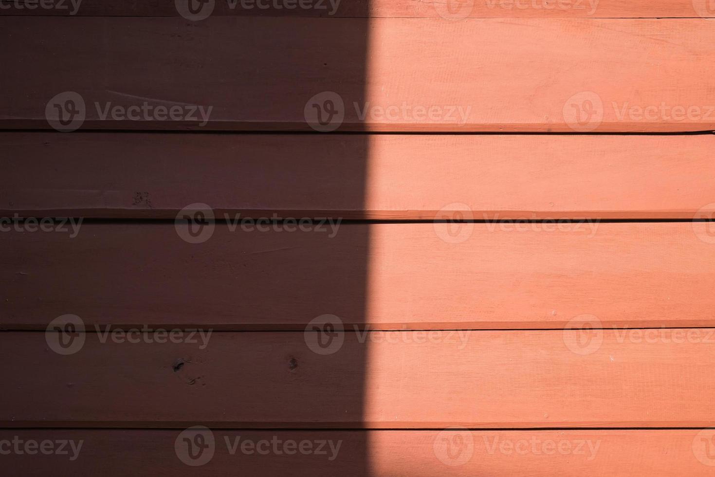 Holztafeln als Hintergrund verwendet foto