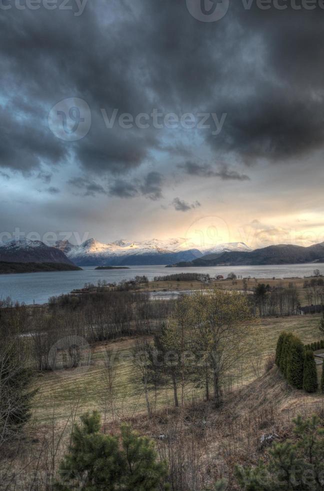 Norwegen Natursammlung foto