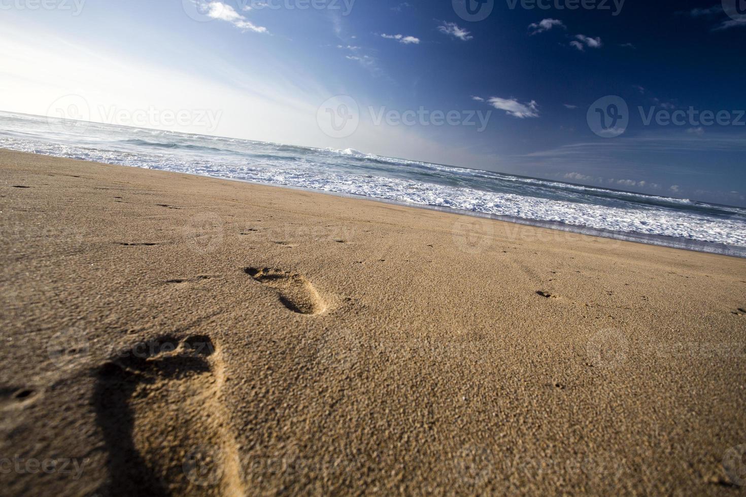 wunderschöner Strand foto