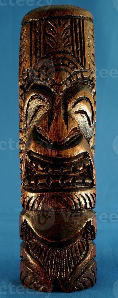 hawaiianisches tiki foto
