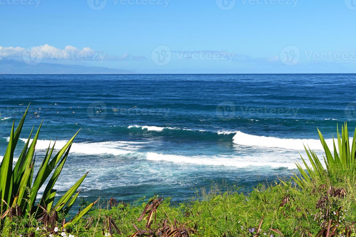 Kiefer Strand, Maui foto
