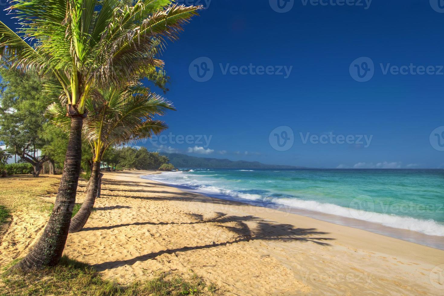 Paia Strand, Nordufer, Maui, Hawaii foto