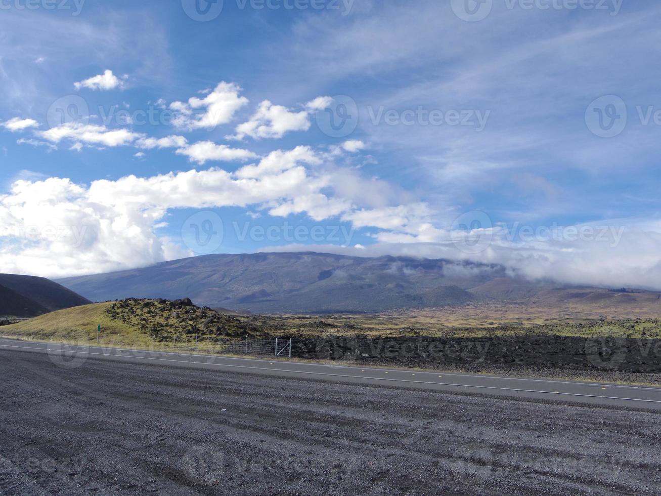 Kilauea Vulkan foto