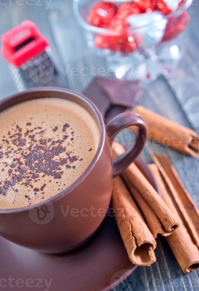 Kakaogetränk foto