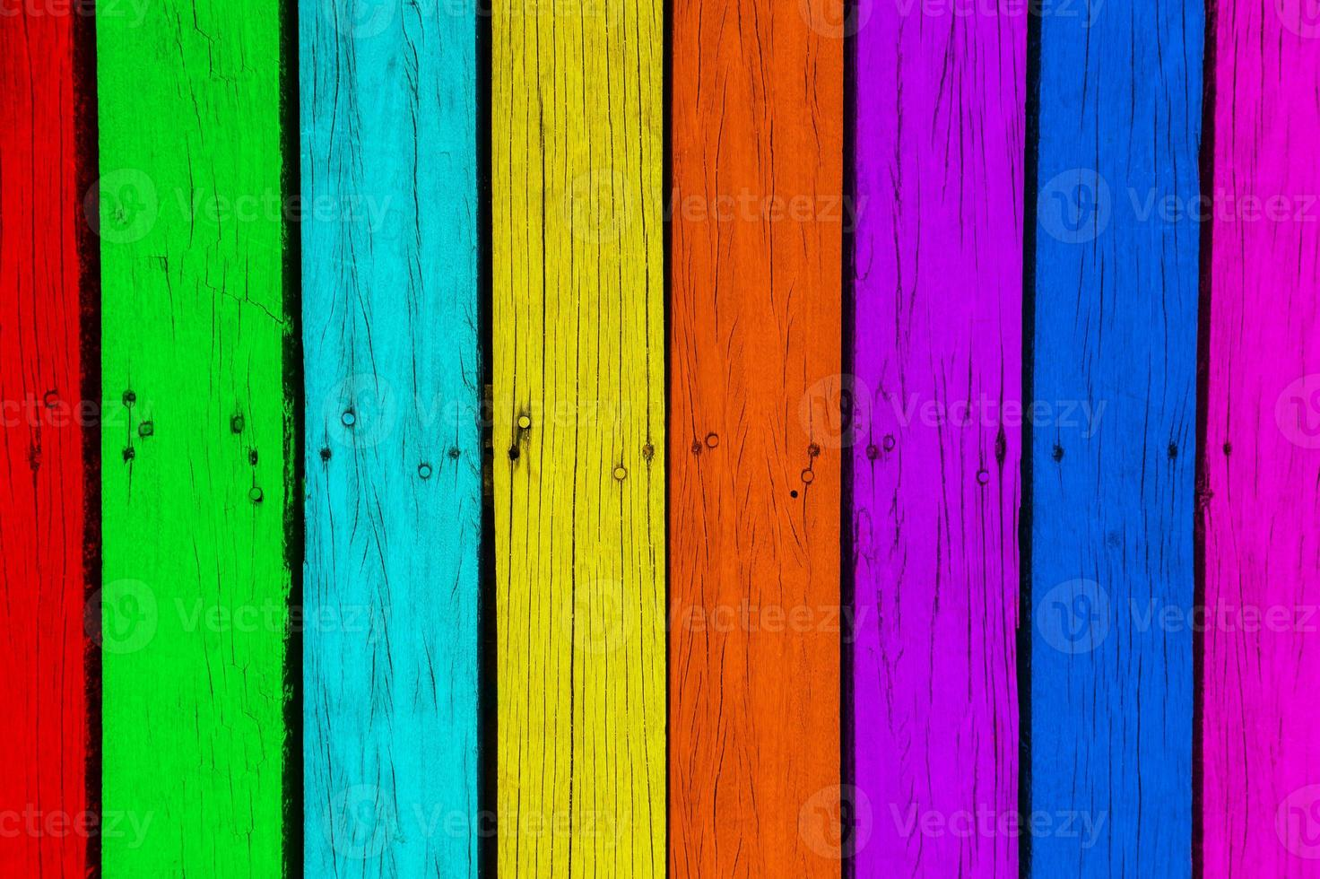 die Farbe Holz Textur, natürliche Muster Hintergrund foto
