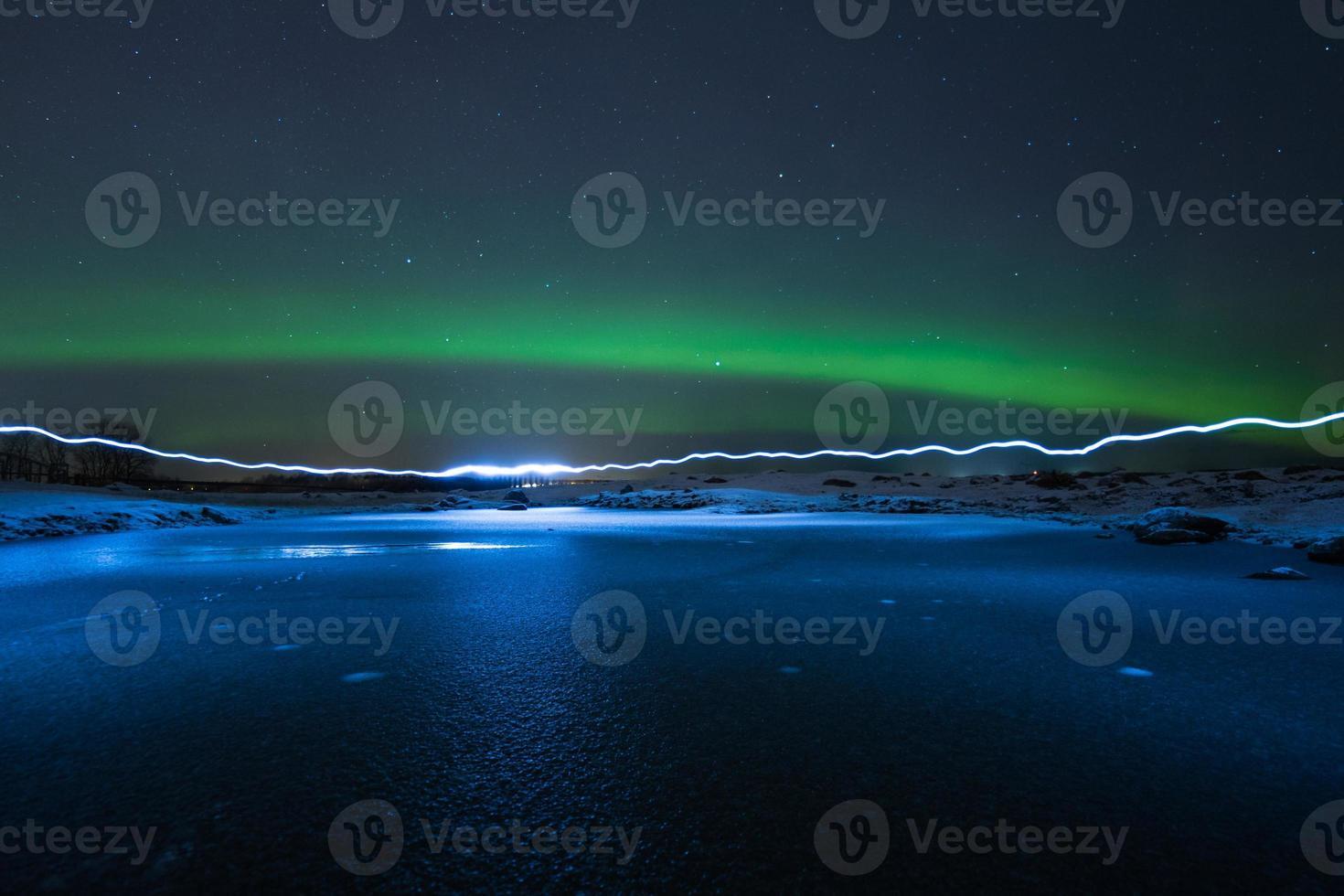 Licht und Aurora foto