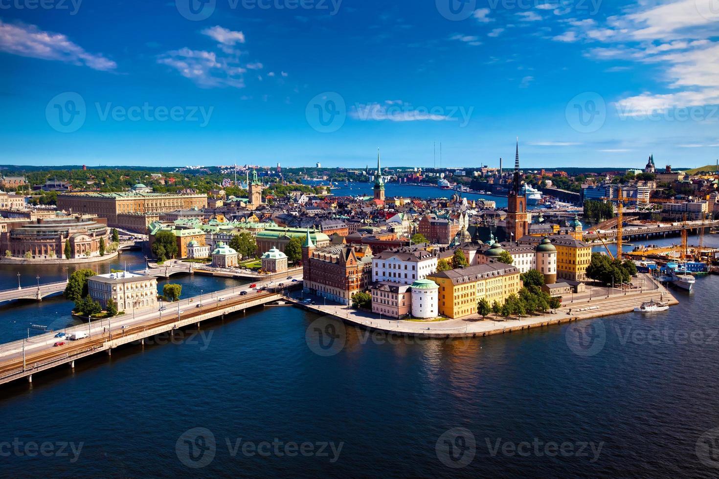 Stockholm, Schweden foto