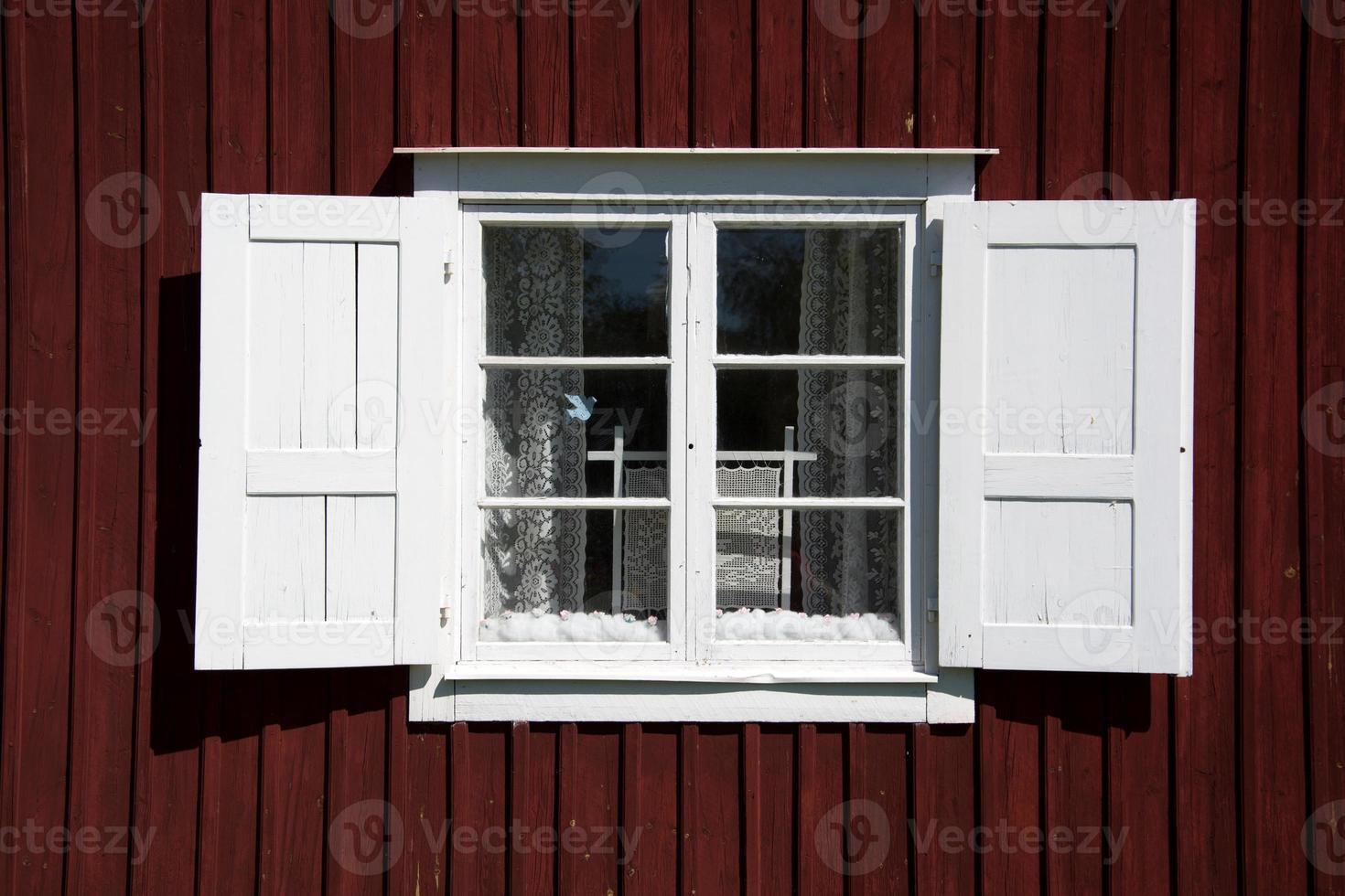 Gammelstad, Lulea, Schweden foto