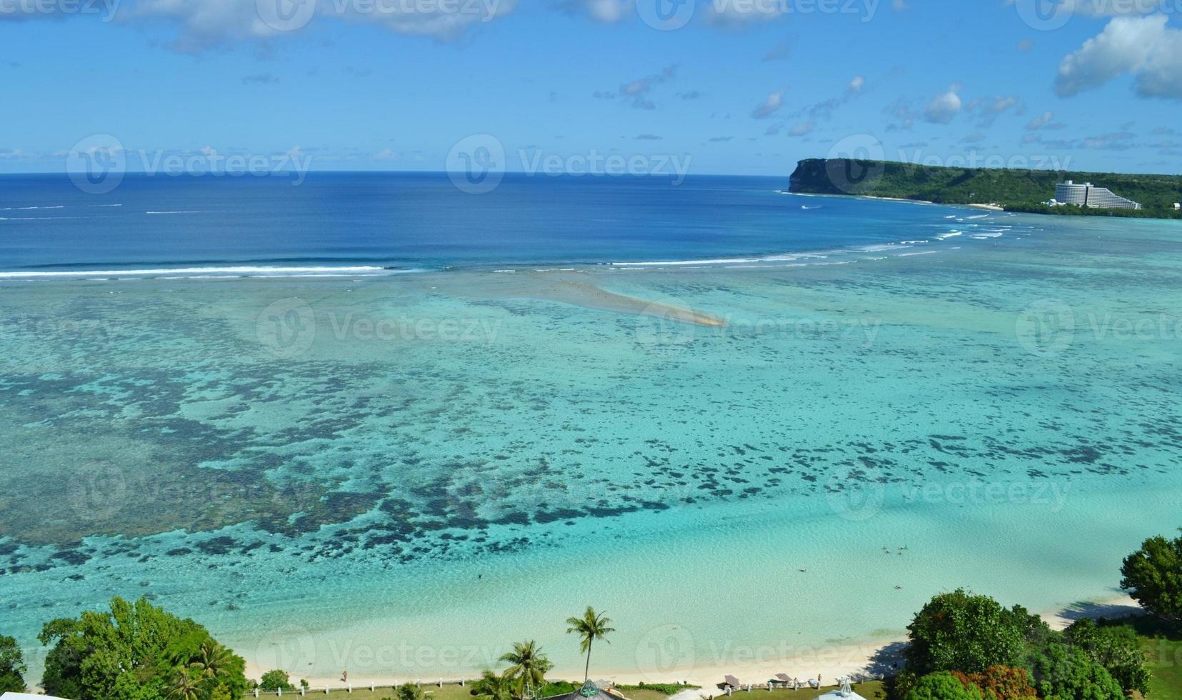 tropisches Paradies foto