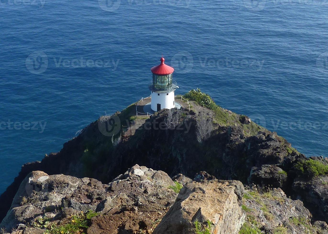 Hawaii Leuchtturm foto
