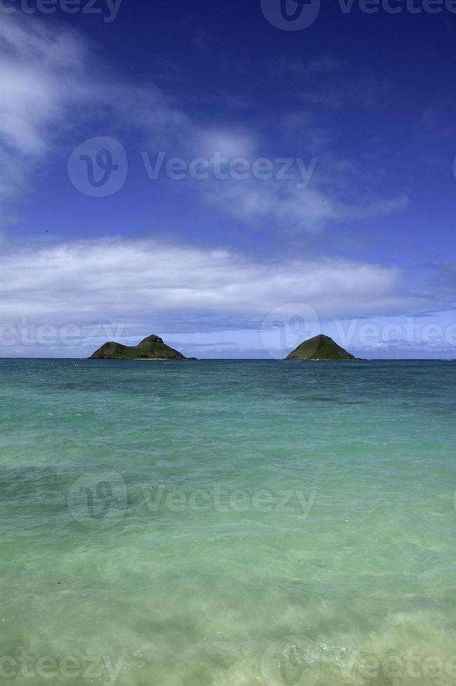 Mokulua-Inseln foto