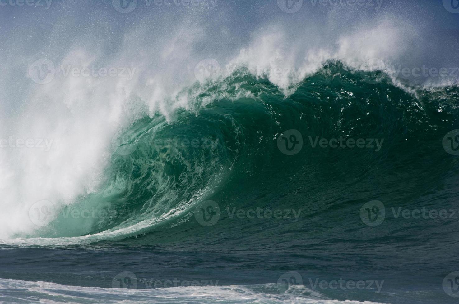 hohle Welle foto