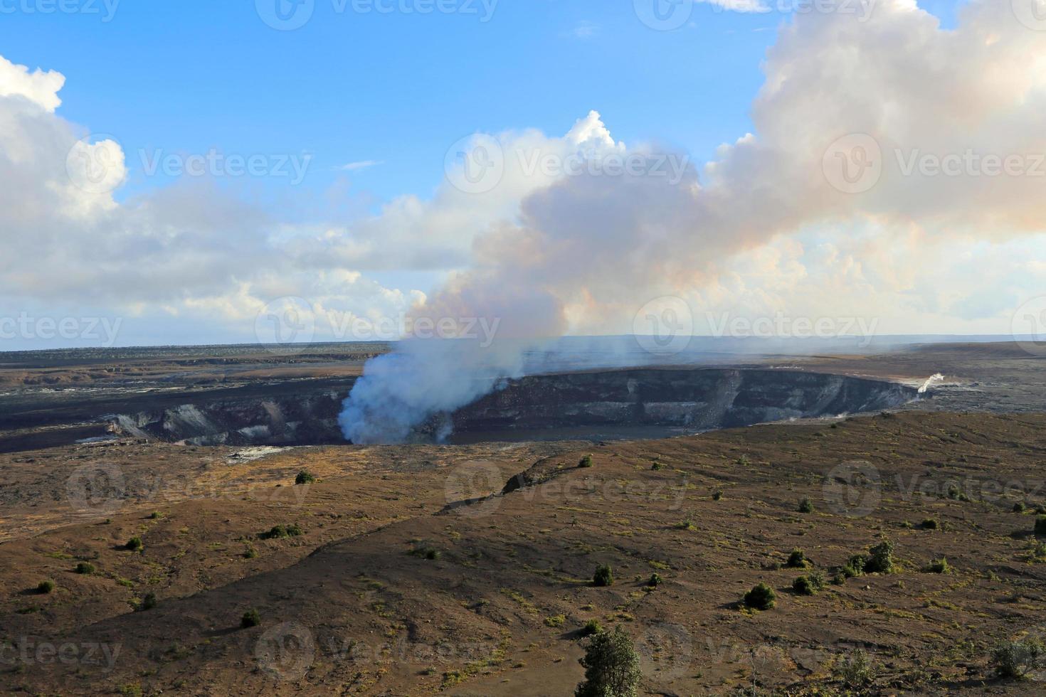 Kilauea Caldera foto